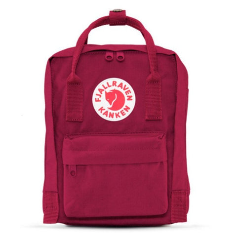 Kånken Mini Backpack - Plum by Fjallraven