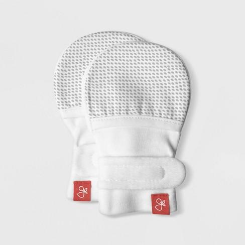 Goumimitts - Gray Drops by Goumikids Goumikids Infant Care