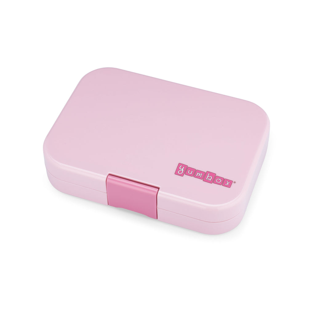 Yumbox Leakproof Bento Box - 6 Compartment - Hollywood Pink