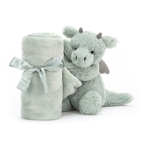 Soother Bashful Dragon by Jellycat Jellycat Toys