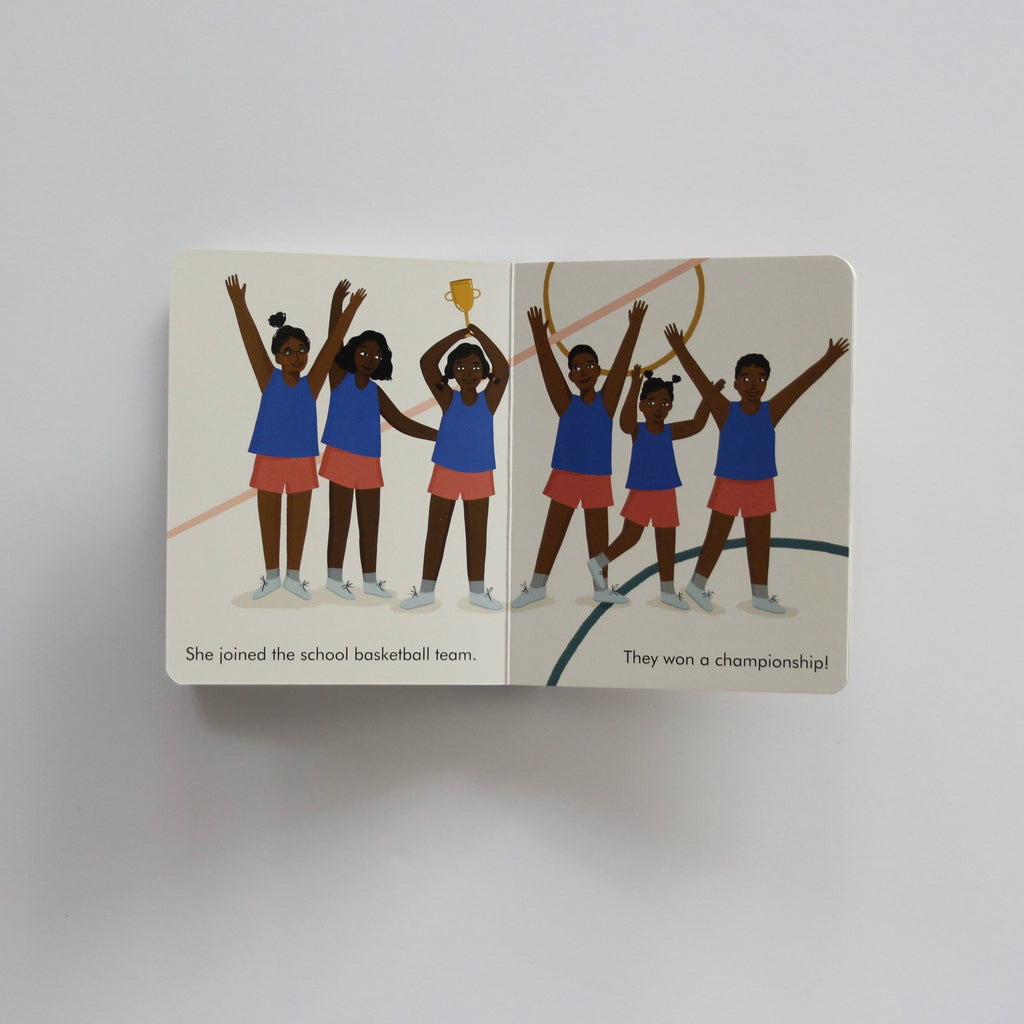 Little People Big Dreams Wilma Rudolph - Board Book
