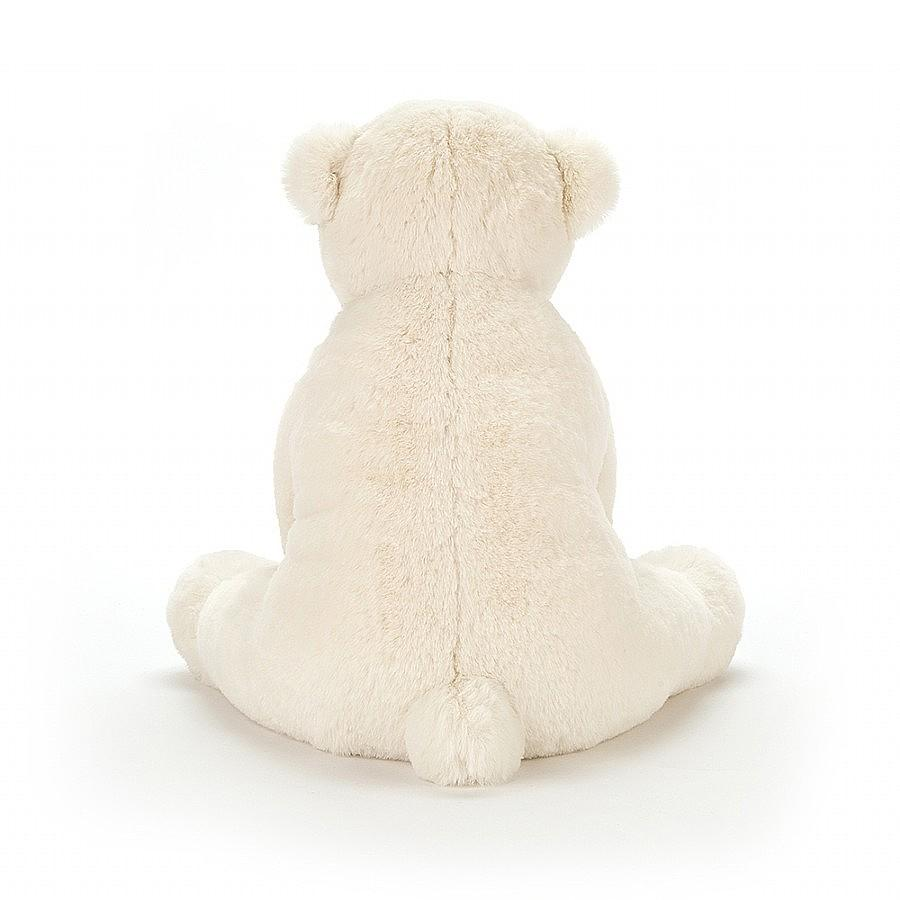 Perry Polar Bear - Medium 10 Inch by Jellycat