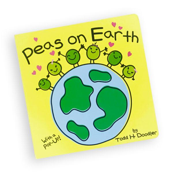 Peas On Earth - Board Book Random House Books