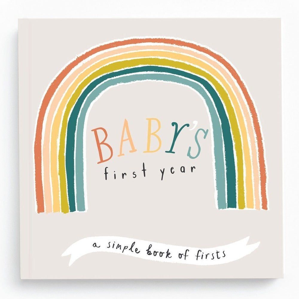 Little Rainbow Memory Book by Lucy Darling Lucy Darling Books