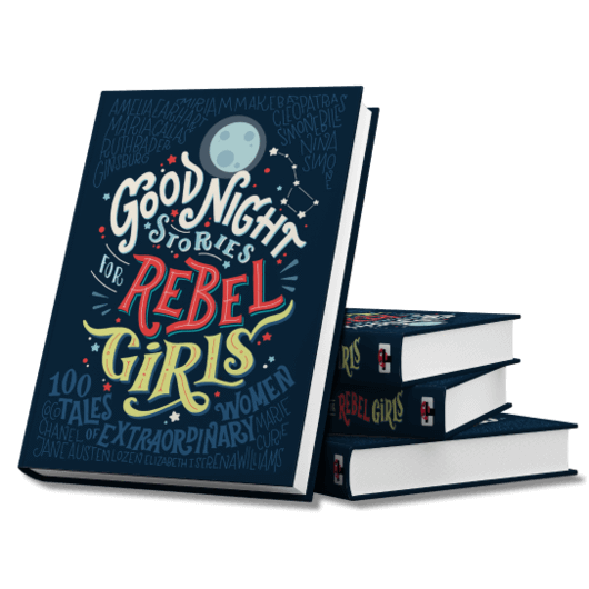 Good Night Stories for Rebel Girls - Volume 1 Simon + Schuster Books