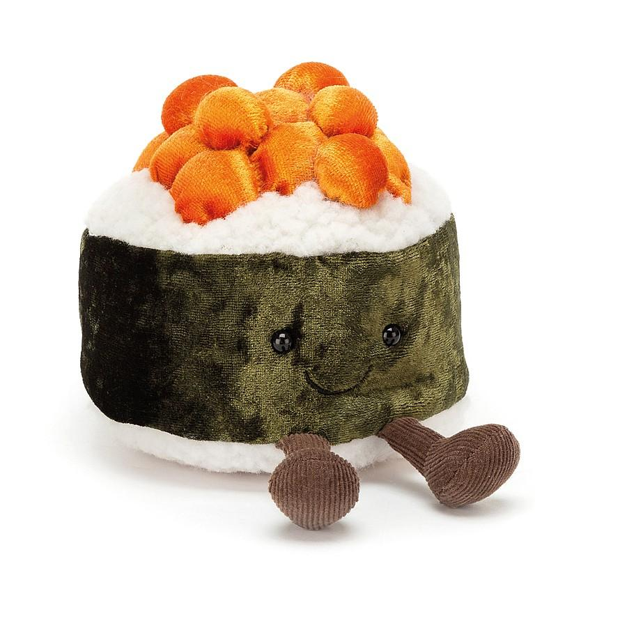 Silly Sushi Maki Roll - by Jellycat