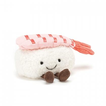 Silly Sushi Nigiri Roll - by Jellycat