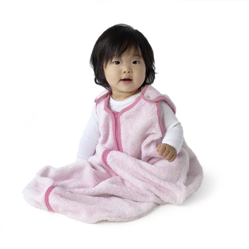Sleep Nest Teddy - Pink by Baby DeeDee