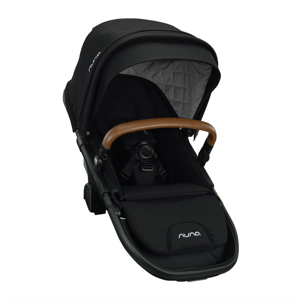 Nuna DEMI grow sibling seat (with raincover)