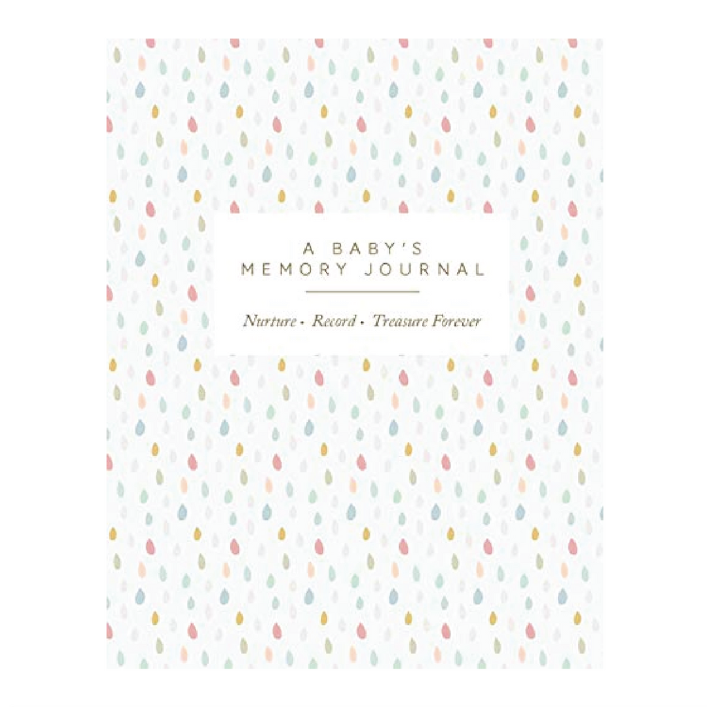 A Baby's Memory Journal - Hardcover