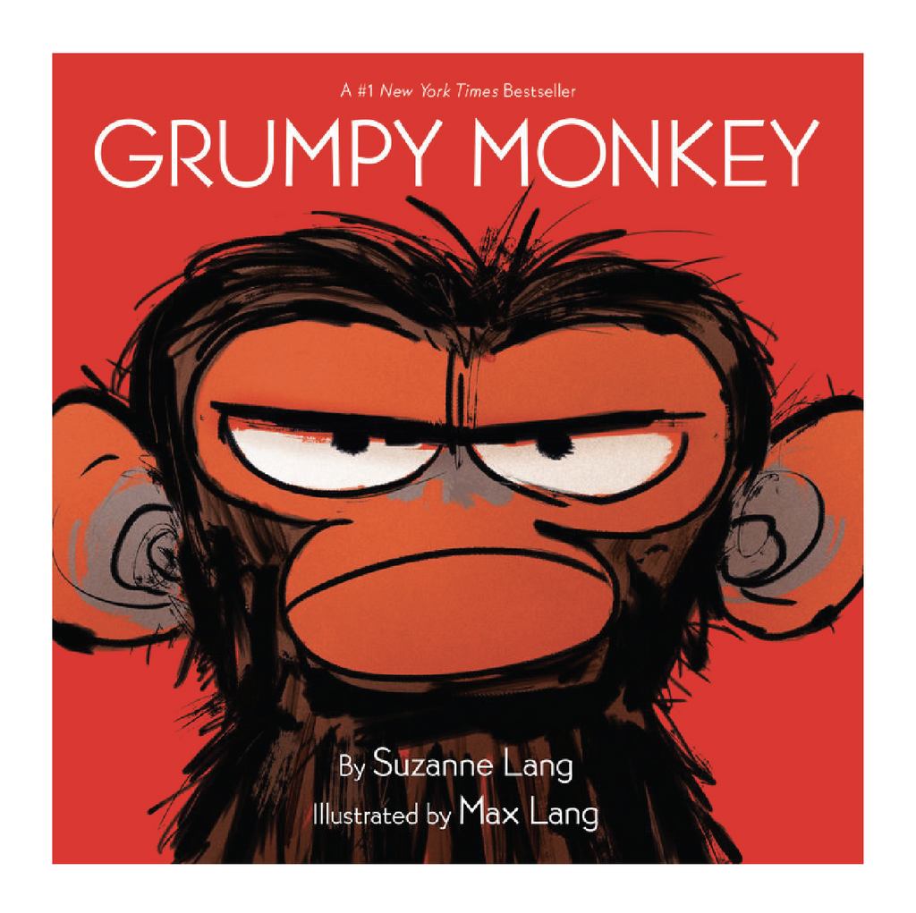 Grumpy Monkey - Board Book