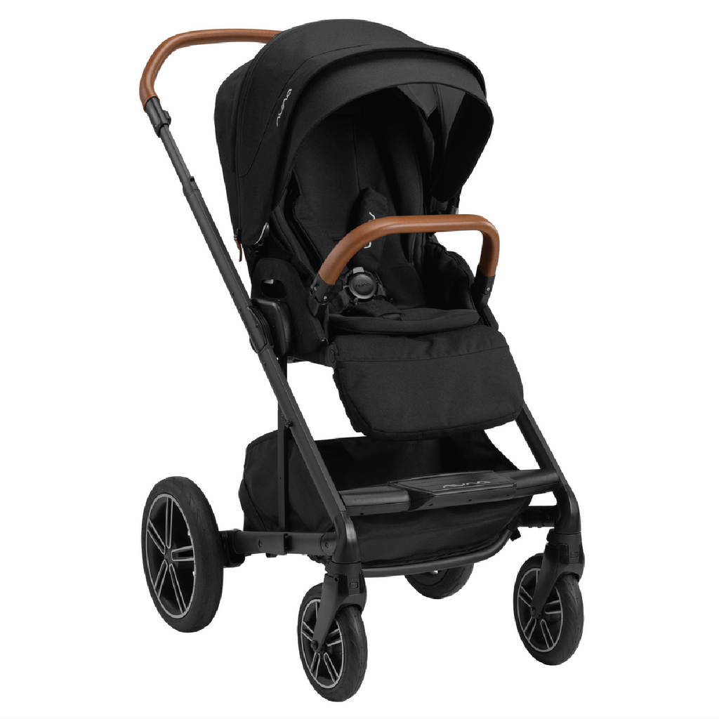 Nuna MIXX Next Stroller (with magnetic buckles & adapters)