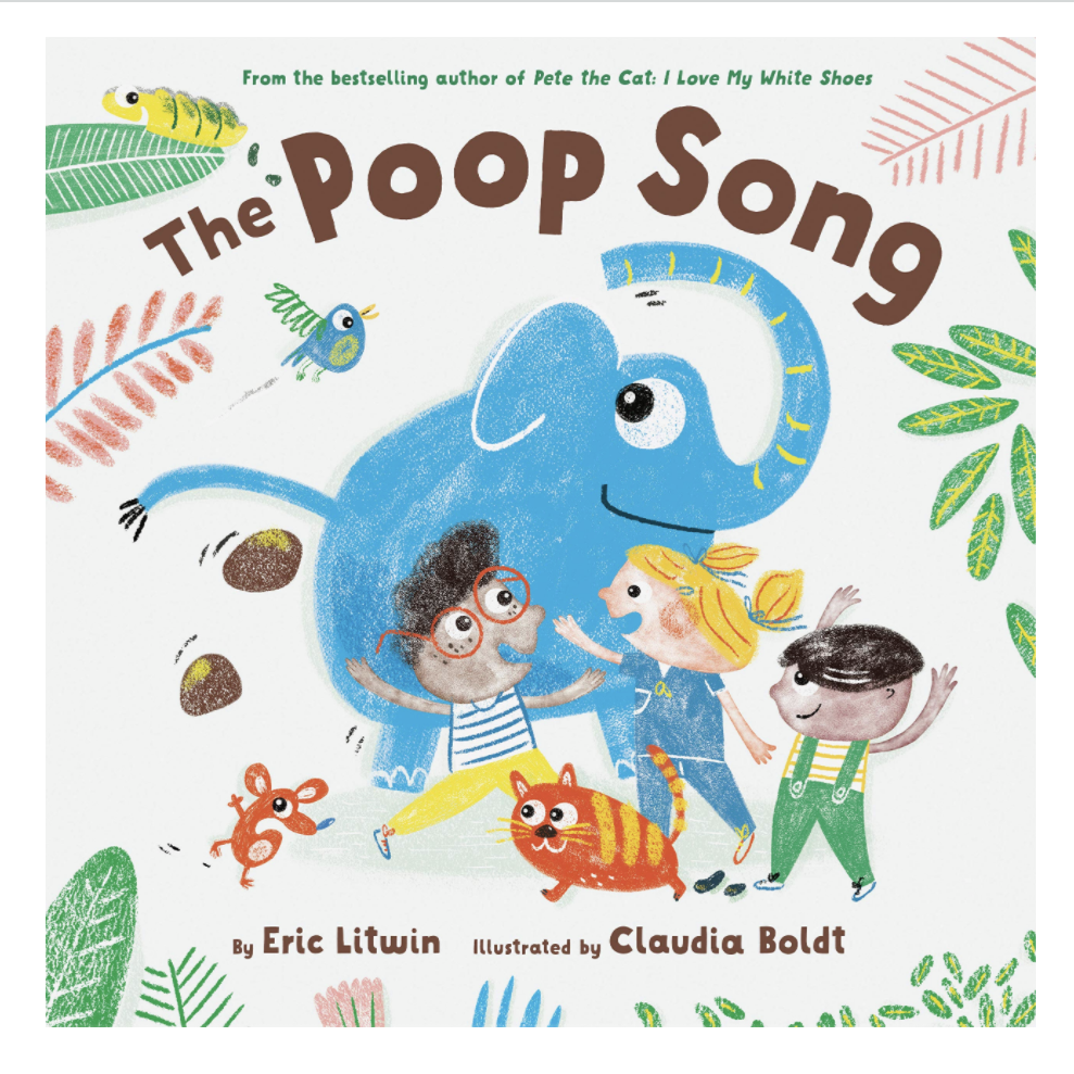 The Poop Song - Hardcover