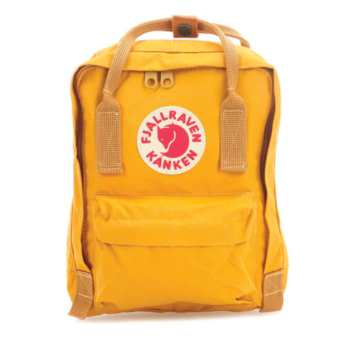 Kånken Mini Backpack - Ochre by Fjallraven