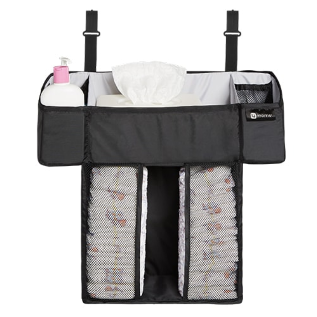 Breeze Diaper Storage Caddy by 4Moms