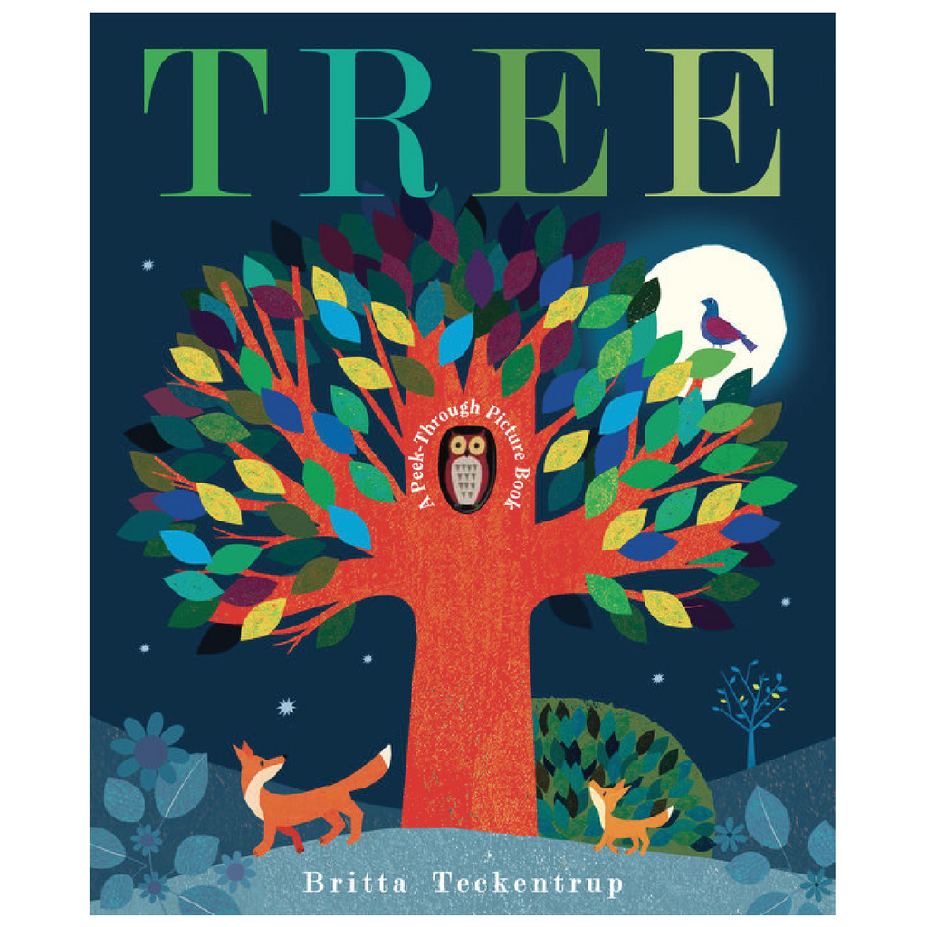 Tree: A Peek-Through Picture Book - Hardcover