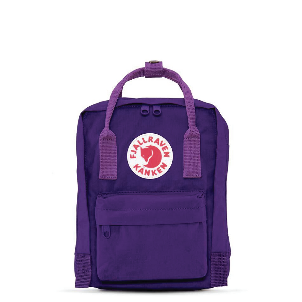 Kånken Mini Backpack - Purple Violet by Fjallraven