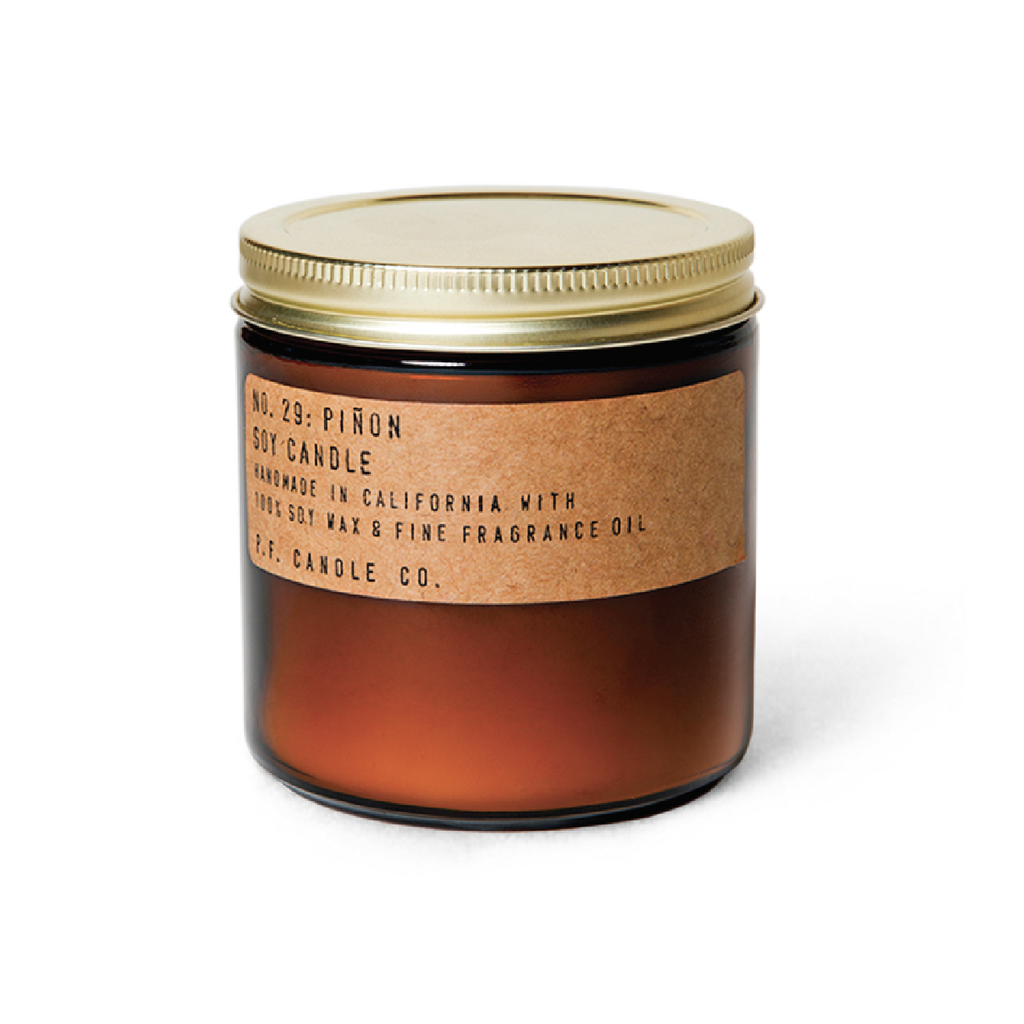 Piñon Soy Candle - Large by PF Candle Co