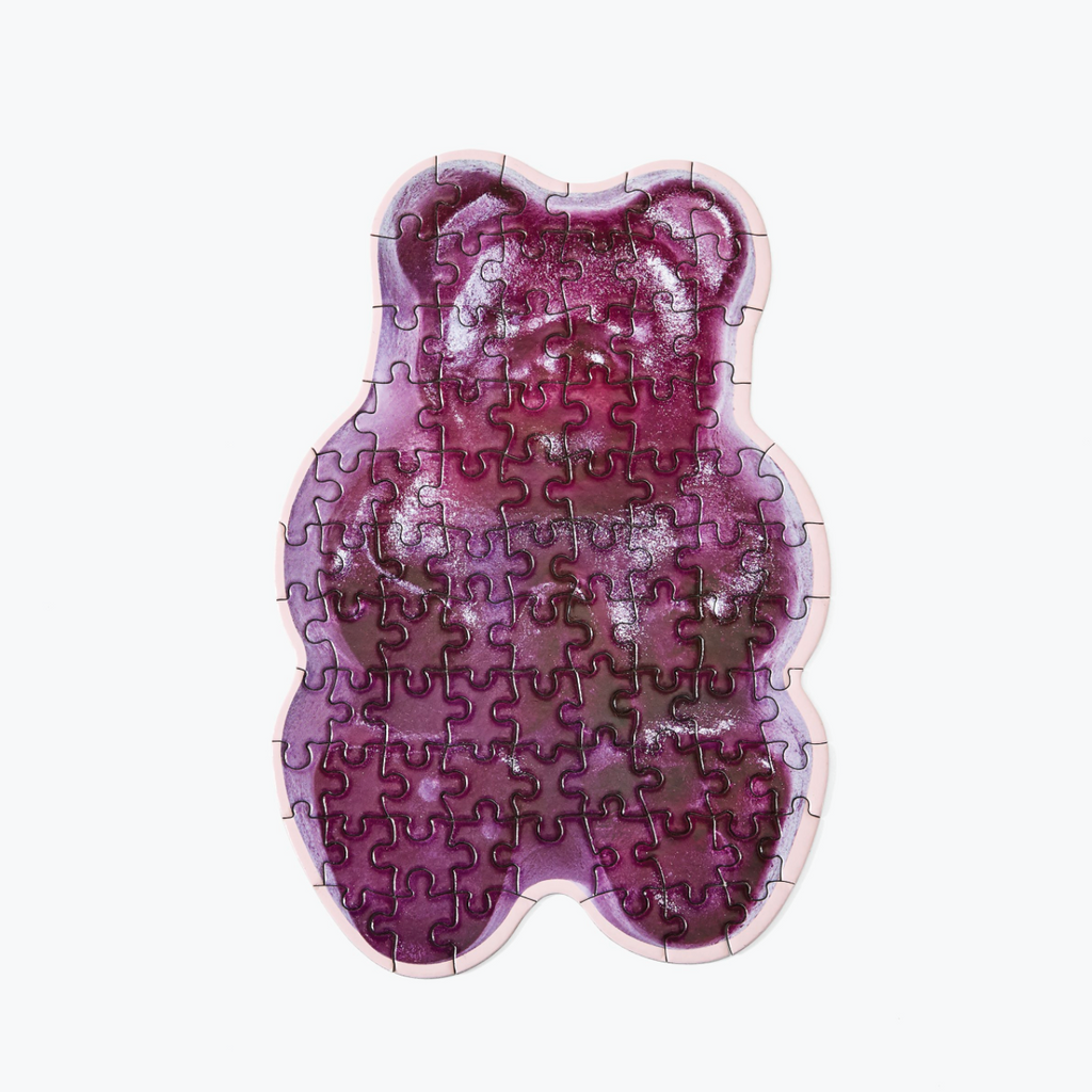 Little Puzzle Thing - Gummy Bear by Areaware