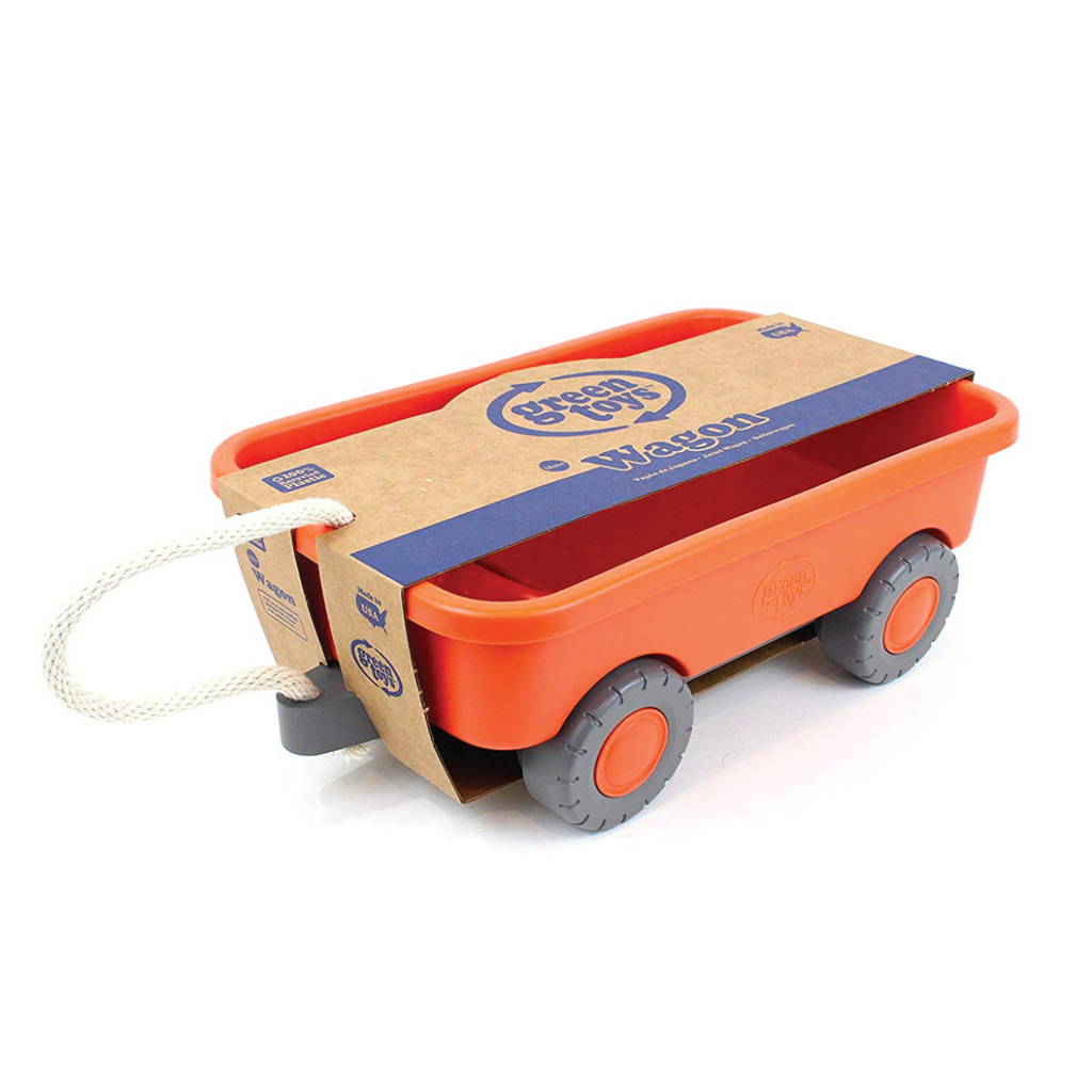 Recycled Wagon by Green Toys