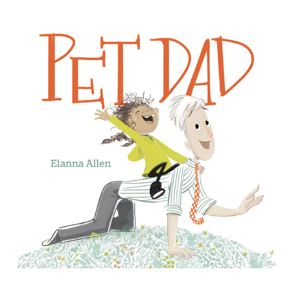 Pet Dad - Hardcover
