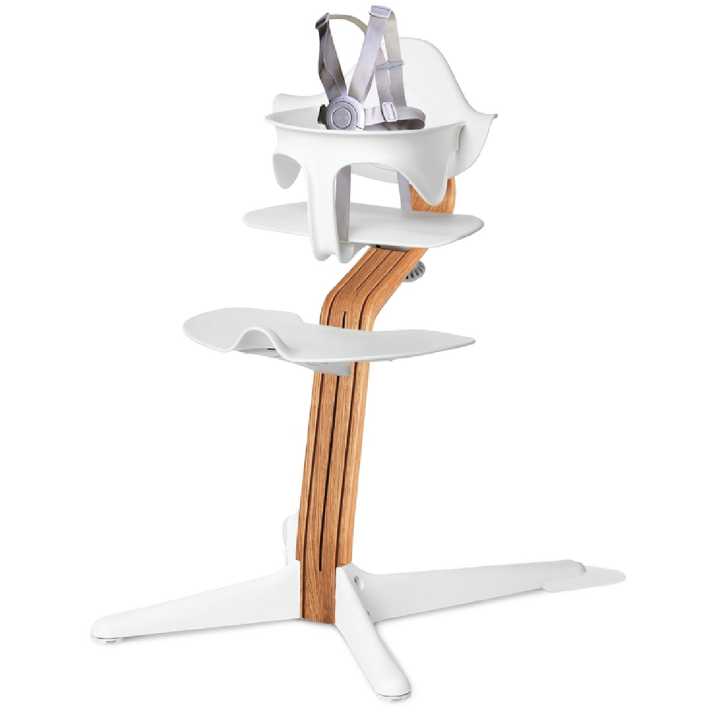 Nomi Highchair - Natural Oak by Evomove Evomove Furniture