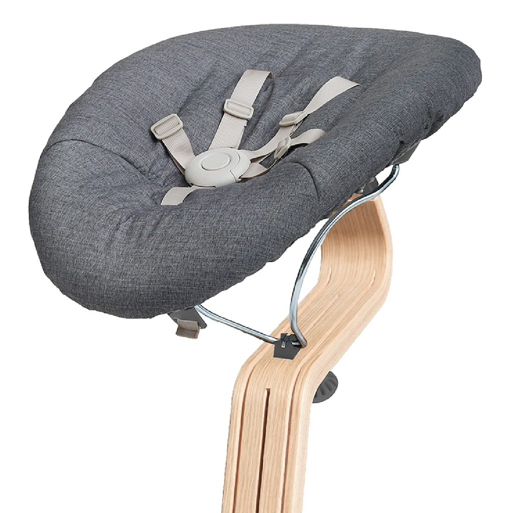 Nomi Baby Base 2.0 - Gray by Evomove