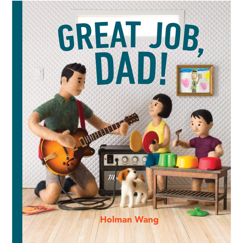 Great Job, Dad! - Hardcover
