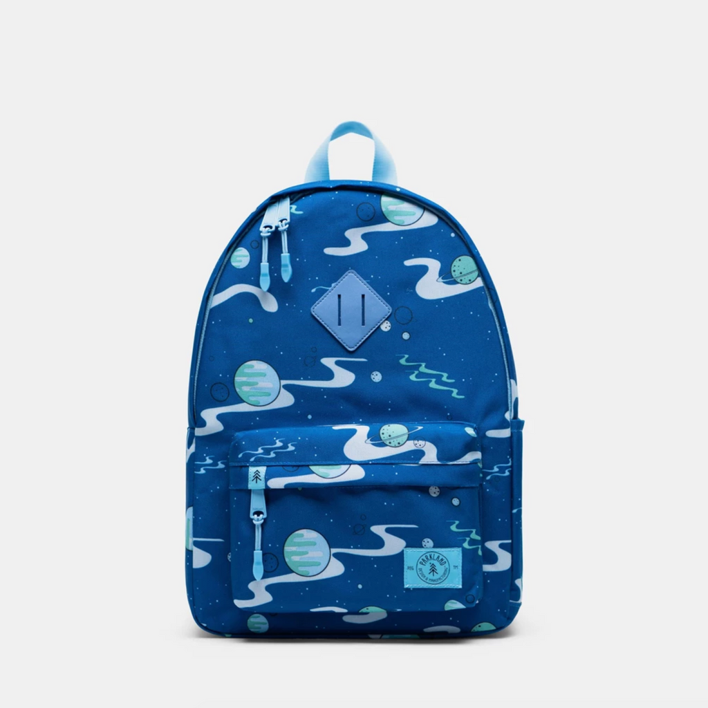 Bayside Youth Backpack - Nebula Galaxy by Parkland Parkland Accessories