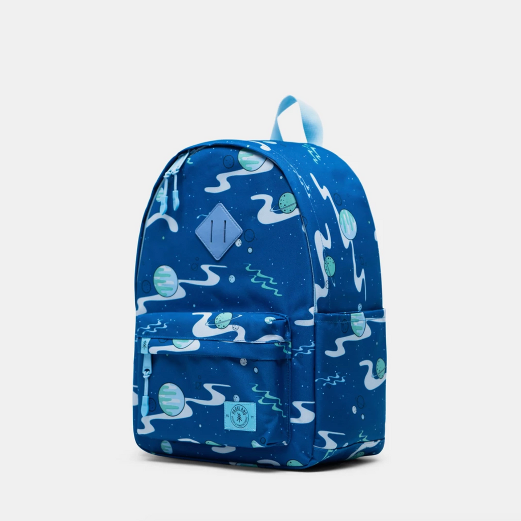 Bayside Youth Backpack - Nebula Galaxy by Parkland