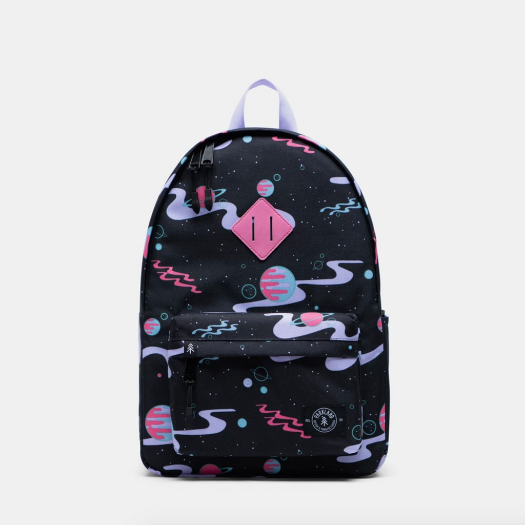 Bayside Youth Backpack - Nebula Electric by Parkland Parkland Accessories