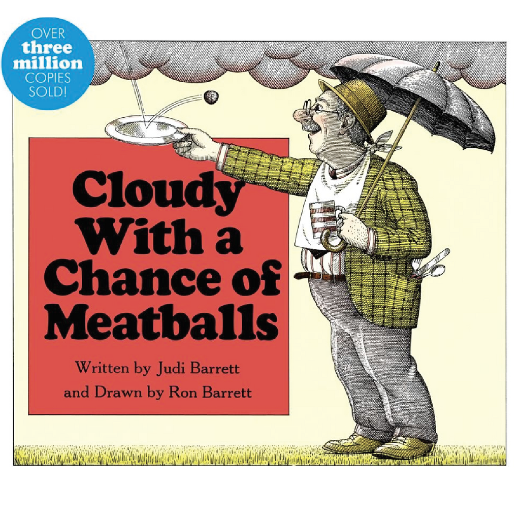Cloudy With a Chance of Meatballs - Board Book Simon + Schuster Books