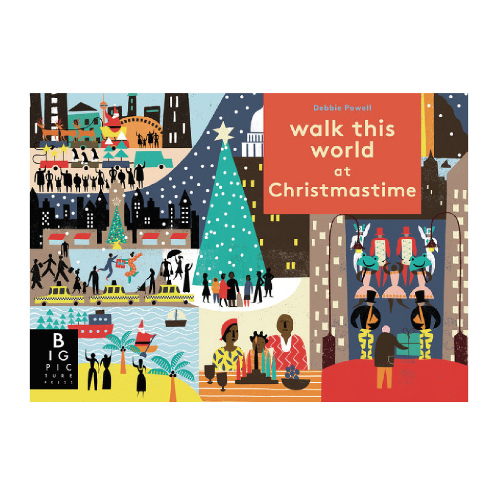 Walk This World at Christmastime - Hardcover