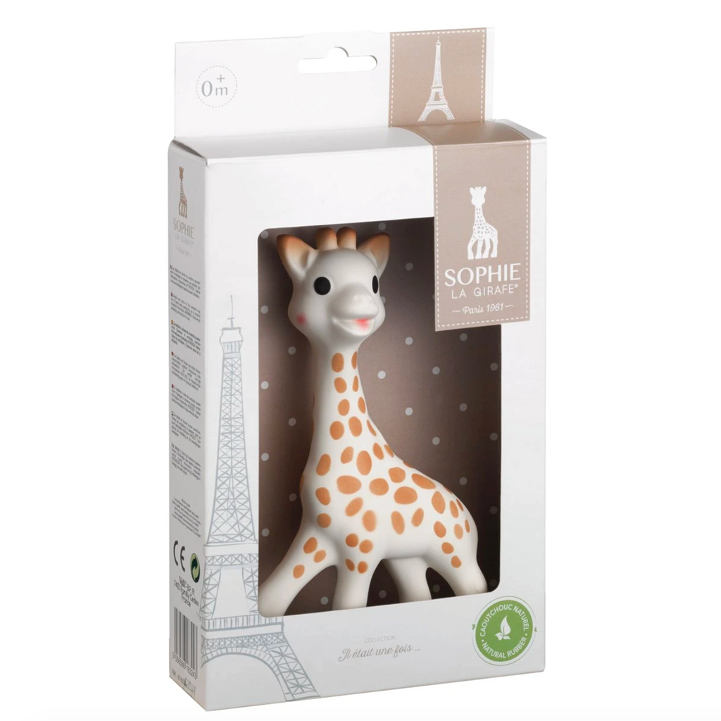 Sophie the Giraffe by Vulli
