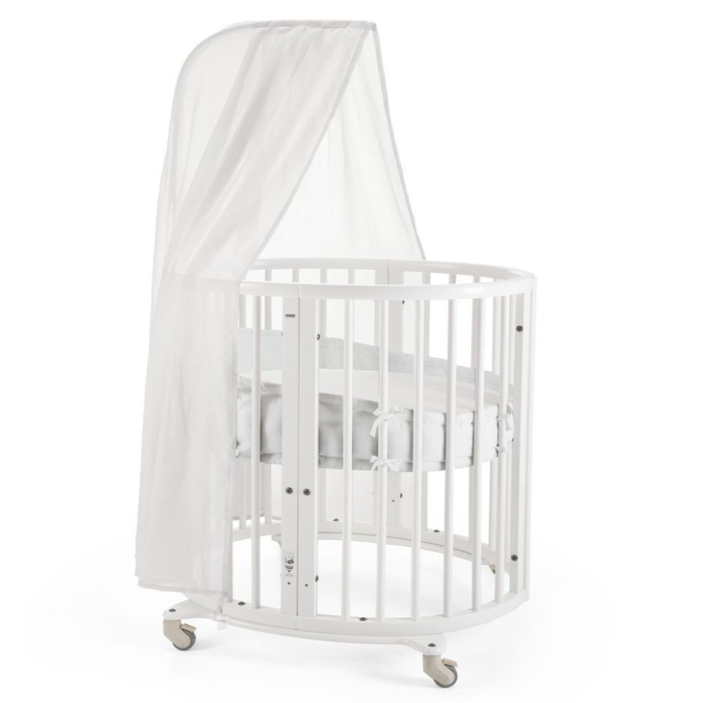 Sleepi Mini Crib by Stokke Stokke Furniture