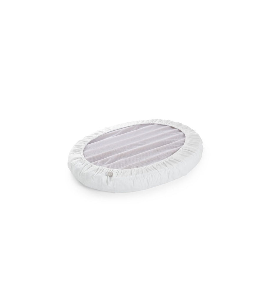 Sleepi Mini Fitted Sheet by Stokke Stokke Bedding