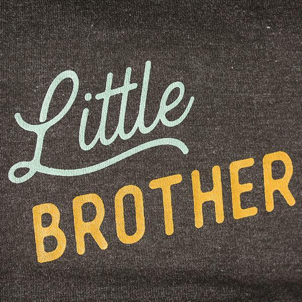 Cotton Bodysuit - Little Brother