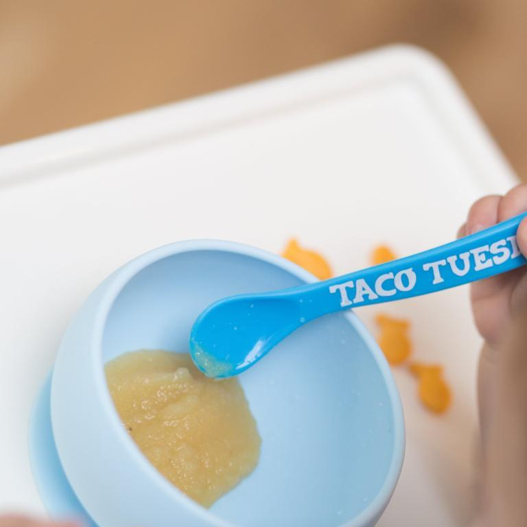 Spoon Set - Taco Tuesday + Pizza by Bella Tunno