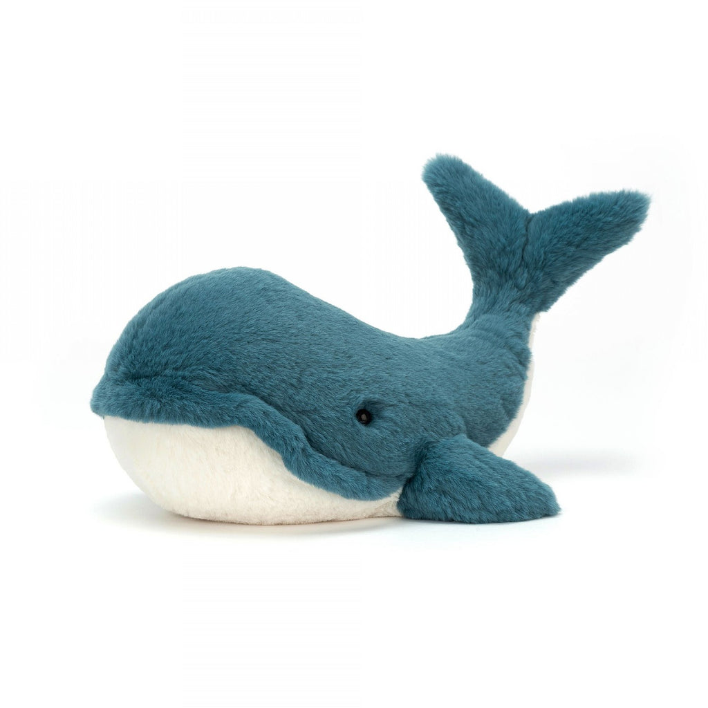 Wally Whale - Medium 14 inch by Jellycat