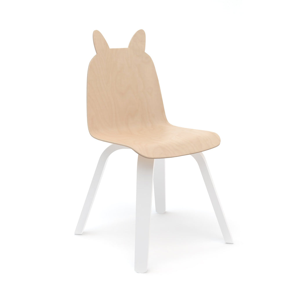 Bunny Play Chair (Set of 2) - Birch by Oeuf