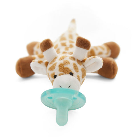 Wubbanub Animal Pacifier - Giraffe