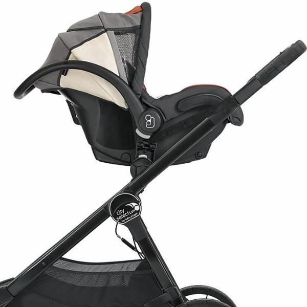 City Select, LUX + City Premier Car Seat Adapter - Maxi-Cosi + Nuna by Baby Jogger