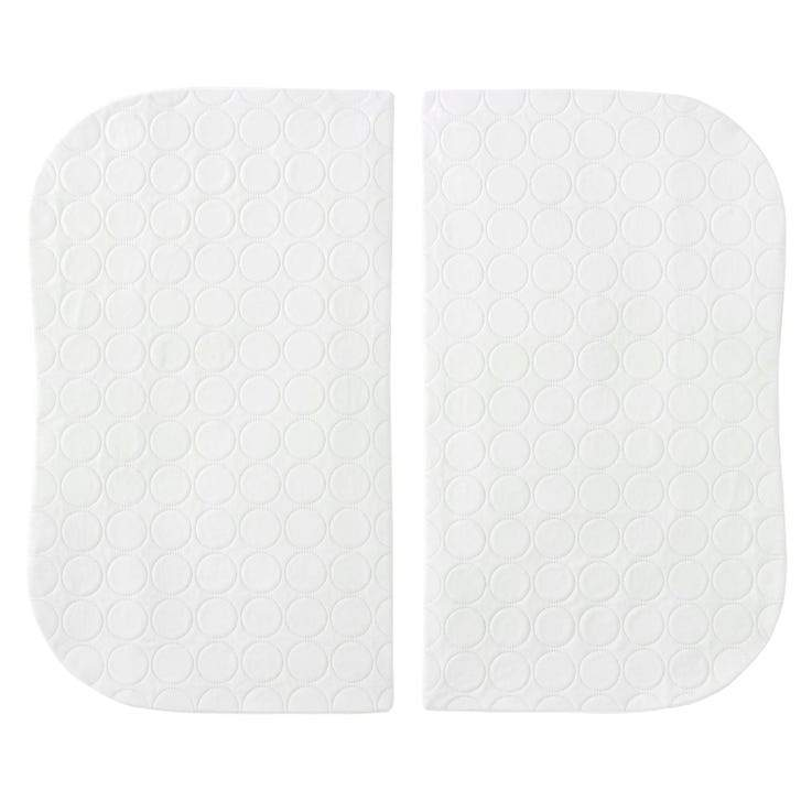 HALO Twin BassiNest Waterproof Mattress Pad