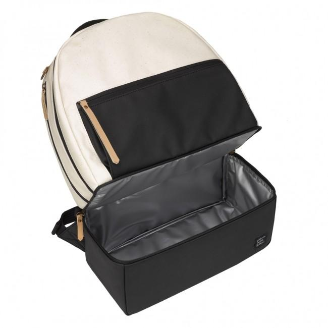 Axis Backpack - Birch + Black by Petunia Pickle Bottom