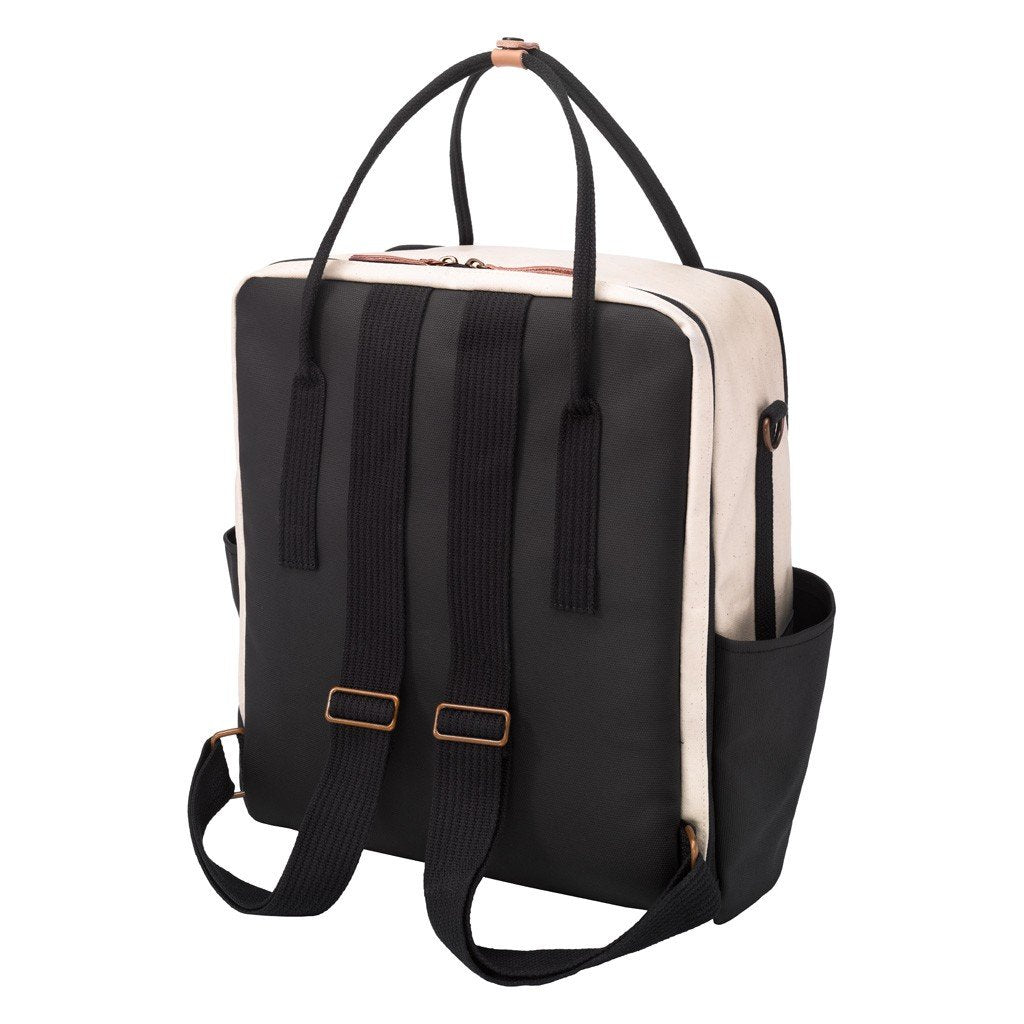 Inter-Mix Backpack - Birch + Black by Petunia Picklebottom