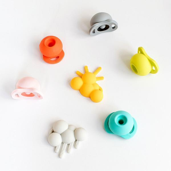 Looks Like Rain Teether by Doddle & Co