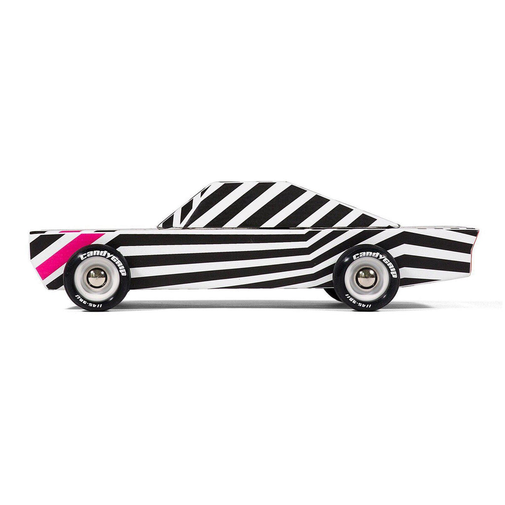 Ghost Naval Camo Car by Candylab Toys