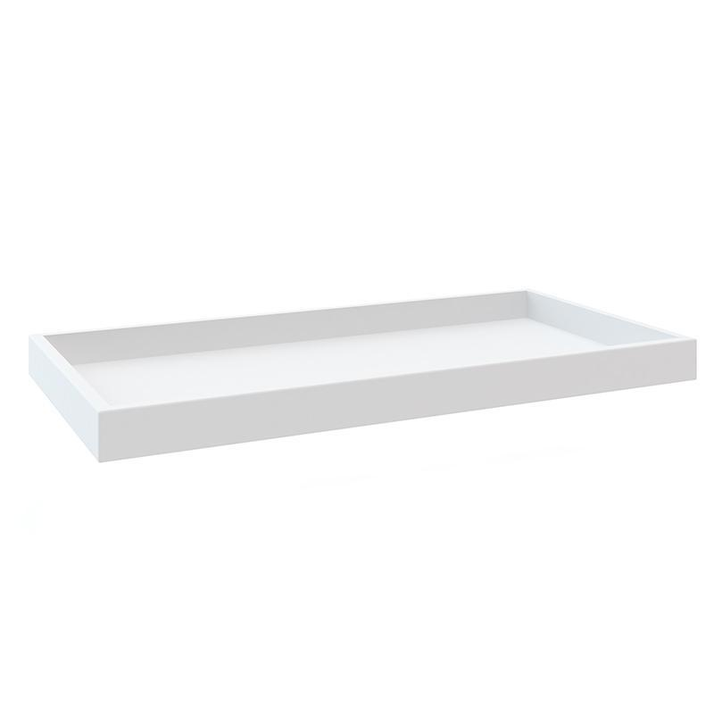 Changing Tray with Pad - White by Oeuf Oeuf Furniture