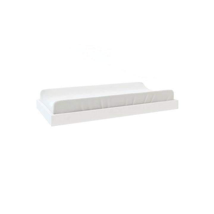 Changing Tray with Pad - White by Oeuf