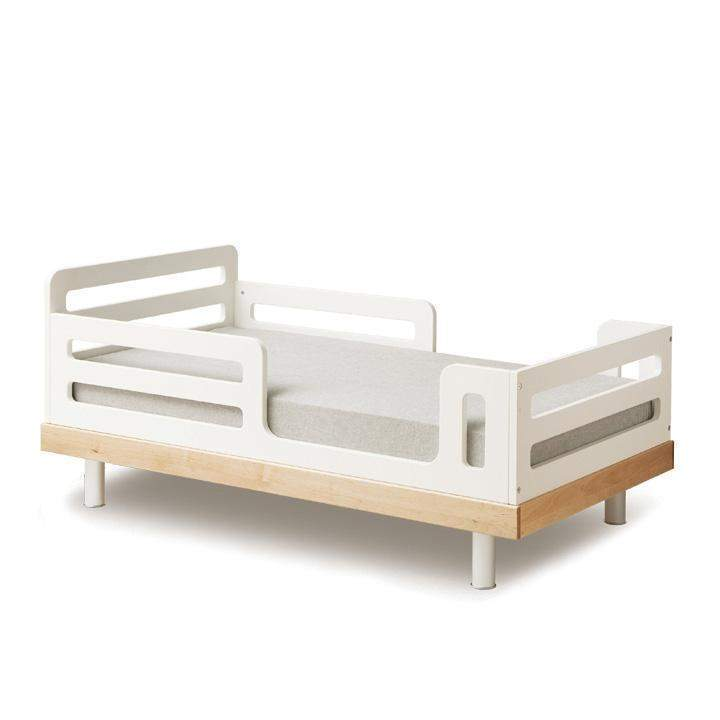 Classic Toddler Bed Conversion Kit - White by Oeuf Oeuf Furniture